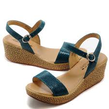 Comfortable Wedge Shoes Women Fashion Sandals Just Women Fashion Part 6