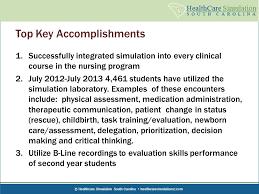 healthcare simulation south carolina healthcaresimulationsc com