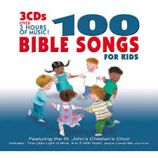 100 bible songs for by the countdown on apple