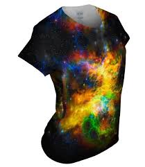 galaxy ribbon space galaxy ribbon womens top yizzam