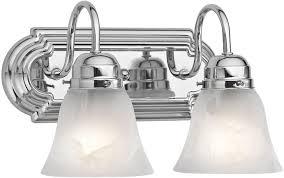 Chrome Bathroom Light Fixtures Lighting Polished Lowes Brass Chrome Bathroom Light Fixture