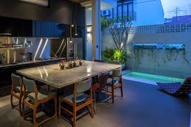 Home Lighting Design In Singapore by Rienzi Home In Singapore By A D Lab Caandesign Architecture