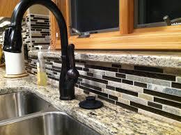 tiles backsplash glass and stone tiles for kitchen backsplash