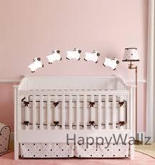 stickers mouton chambre bébé pas cher nurseries moutons wall sticker bricolage moutons animaux