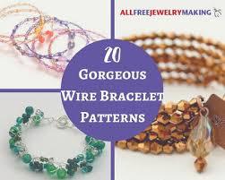 patterns bracelet images 20 gorgeous wire bracelet patterns jpg