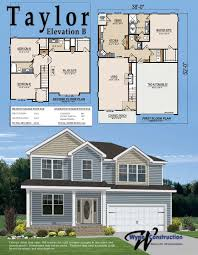 carolina plantations floorplans standard features and plat maps
