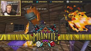captainsparklez house in mianite minecraft mianite u0027the purge u0027 archery edition 43 youtube