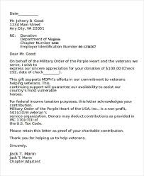 sample donation letterdonation letters memorial donation thank
