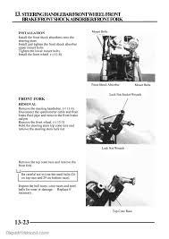 kymco cobra 50 u2013 top boy scooter service manual printed by