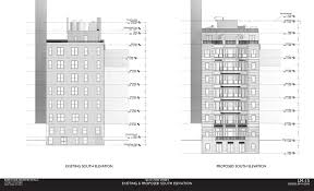 landmarks approves changes for residential conversion of 164 west