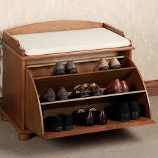 shoe bench storage neaucomic com