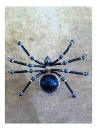 beaded spider tutorial 11 steps with pictures