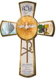 catholic store online personalized rcia gift cross 10 catholic store