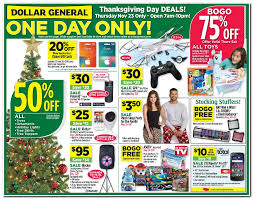 dollar general black friday 2018 ads deals and sales