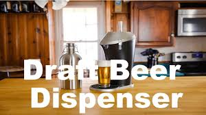 Home Beer Dispenser Best Draft Beer Dispenser Men Are Crazy About It Youtube