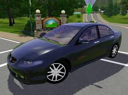 ricer honda mod the sims 2003 honda accord euro