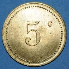 numero de chambre de commerce coins colonies algérie chambre de commerce de bône 5