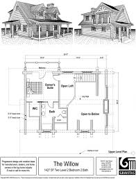 cabin house plans cabin house plans cottage lincoln associated designs mountain view