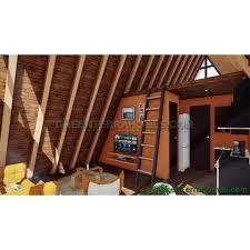 a frame cabin kit greenterrahomes prefab home kit a frame 2br1ba 432sf 144sf loft 18x24