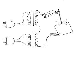 build a microwave transformer homemade stick arc welder 12 steps