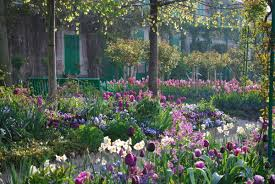 giverny monet garden part 2
