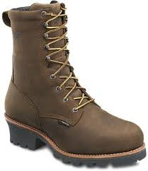 Rugged Boots For Women Employee Safety Boots U0026 Shoes Red Wing For Business Footwear For