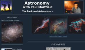 Backyard Astronomer Backyardastronomer Com Observe Backyard Astronomer News