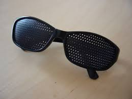 What Is Legally Blind Prescription Glasses Pinhole Glasses Wikipedia