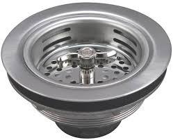Aubuchon Hardware  Plumb Pak Twist N Lock Kitchen Sink Strainer - Kitchen sink strainer