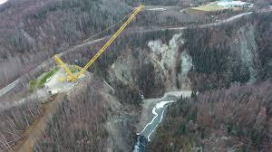400 Feet Alaska Journal Work Begins Tearing Down 1920s Era Eklutna River Dam