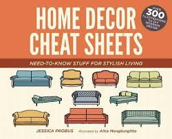In Design Home App Cheats Home Decor Cheat Sheets Need To Know Stuff For Stylish Living