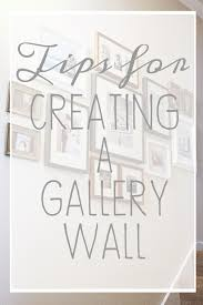 tips for creating a gallery wall u2026 u2013 less than average height