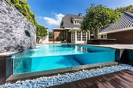 Decorating A Modern Home Swimming Pool Decorating Ideas Pool Design Ideas