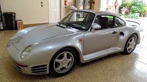 custom porsche 959 1987 porsche 959 for sale near knoxville tennessee 37919