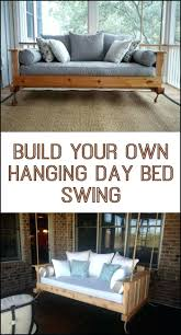 articles with hanging daybed porch swing tag porch daybed swing