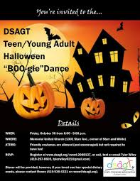halloween dance images down syndrome association of greater toledo teen young