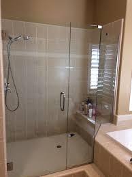 century glass bakersfield shower doors shower door installation