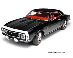 1967 camaro diecast 1967 chevy camaro ss top by rc2 ertl authentics 1 18 scale