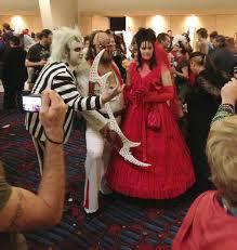 lydia beetlejuice wedding dress beetlejuice wedding dragoncon2013 florida