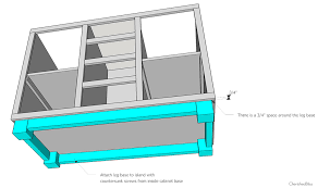 build kitchen island plans how to build a diy kitchen island cherished bliss