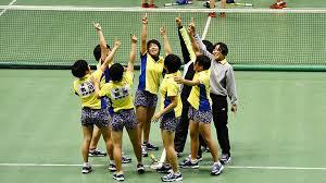 ソフトテニス 高校 女子 オー!エス! OITA SPORTS