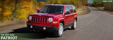 suv jeep 2017 2017 jeep patriot model details suv research wichita ks