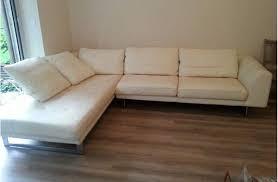 canape angle roche bobois grand canapé d angle en cuir rochebobois occasion en offres
