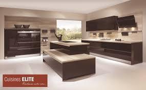 cuisines elite emejing cuisine beige et noir gallery design trends 2017