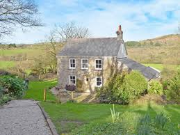 Beautiful Cottage Little Tregellast Ref T16 In Lelant Downs Hayle Cornwall