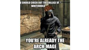 Elder Scrolls Meme - elder scrolls memes the best elder scrolls jokes and images we