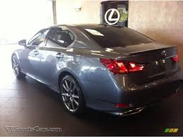 lexus gs f sport nebula gray 2013 lexus gs 350 awd f sport in nebula gray pearl photo 4