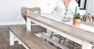 Large Dining Room Table Bench Get A Large Dining Room Table For Your Home 8 Chairs
