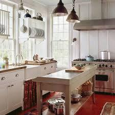 cottage kitchen islands stylish kitchen island ideas southern living