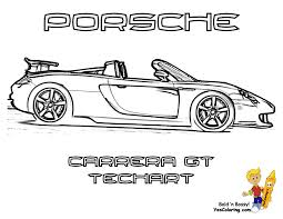 fancy porsche coloring pages 20 with additional coloring pages for